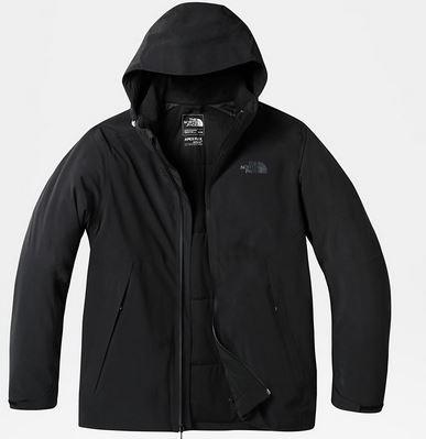 The Uomo Tex® Giacca North Apex Gore Termica Face Black Flex 8rqIwxr