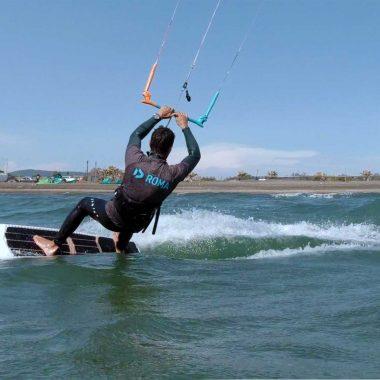 Virata Kitesurf Strapless • D-Roma Kiteboarding Academy