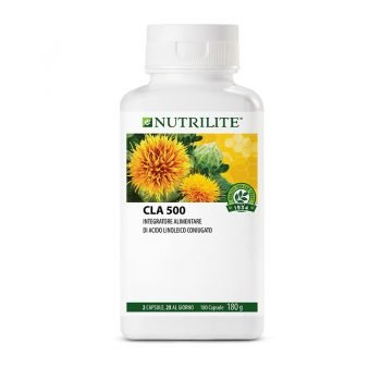 CLA 500 Nutrilite™ integratore per ridurre i grassi