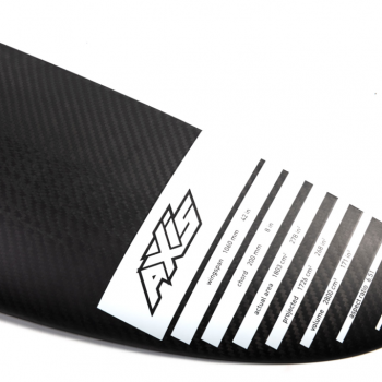 Axis 1060 mm BSC Carbon Front Wing