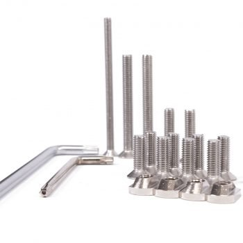 Axis Full Screws and Tool Set