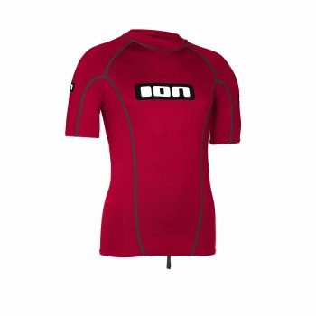 48502-4210_Rashguard Men SS_red_f