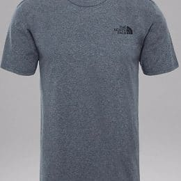 NORTH FACE - SIMPLE DOME - GREY F
