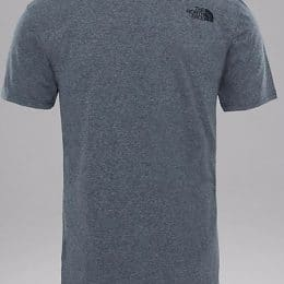 NORTH FACE - T-SHIRT  SIMPLE DOME GREY B